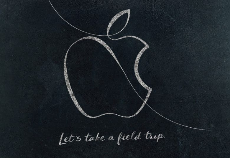 "Apple's ""Field Trip"" Event"